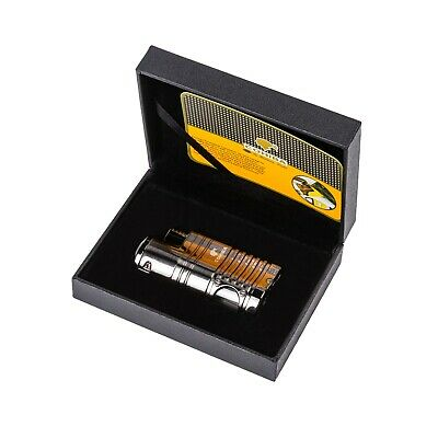 Cohiba Lighter Windproof Metal 4 Jet Lighter Cohiba Cigar Lighter Punch  • 26.80£