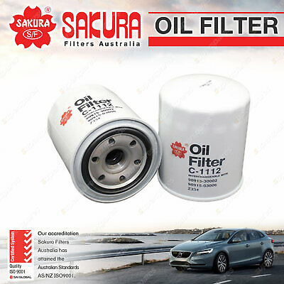 AU28.95 • Buy Sakura Oil Filter For Toyota Corona MARKII LX100 LX70 LX80 LX90 Refer Z334