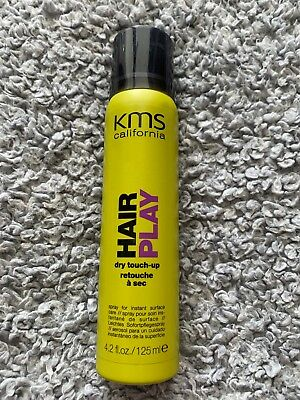 AU25 • Buy Kms Hair Play Dry Touch Up Spray 125ml