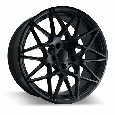 AU1790 • Buy M4 Comp Style To Fit Bmw 19inch Wheels And Tyres In Melbourne Blk