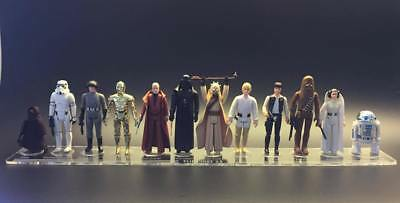 £24 • Buy 1 X Synergy Stands - Vintage Star Wars First 12 Stand (display Stand Only)