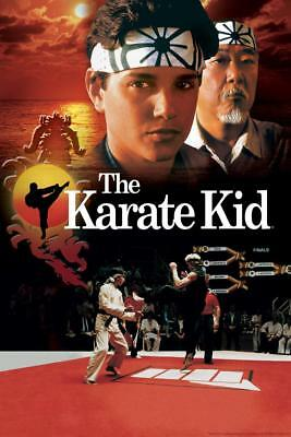 $25.98 • Buy The Karate Kid All Valley Tournament Movie Mural Inch Poster 36x54 Inch