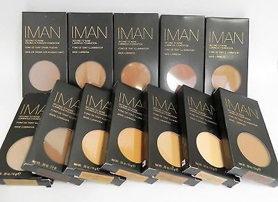 IMAN Second To None Luminous Foundation 0.35 Oz - All Shade • 22.99£