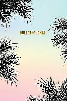 AU19.14 • Buy Bullet Journal Tropical Bullet Journal - 120 Pages - Pretty Dot  By Journals Bul
