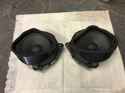 J Day Mercedes OE A170 SLK 1996 Front 170 820 02 02 / 01 02 Speakers Pair • 40£