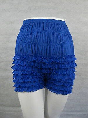 $22.52 • Buy Square Dance Pettipants S-XL Polyester Ruffle Lace Sissy Steampunk Bloomers NEW