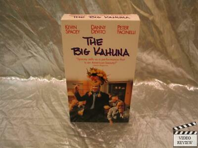 AU26.92 • Buy Big Kahuna VHS Kevin Spacey Danny DeVito