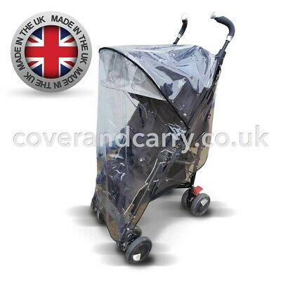£21.99 • Buy Raincover For The Maclaren Techno XT, Made In The UK, Supersoft PVC