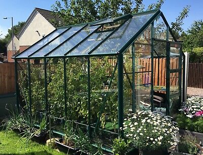 £34.99 • Buy Clear Polycarbonate Plastic Palram Sheet Glazing Solid Greenhouse Shed Window2mm