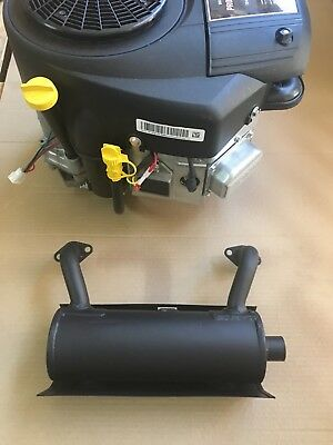 AU1399 • Buy Briggs & Stratton 25hp V-twin Petrol Ride On Mower Engine (pro Series)