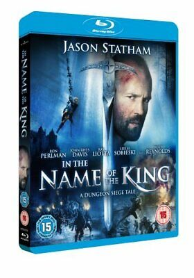 In The Name Of The King - A Dungeon Siege Tale BLU RAY - Jason Statham  • 5£