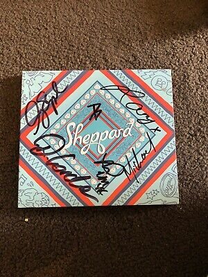 AU100 • Buy Sheppard Signed Cd