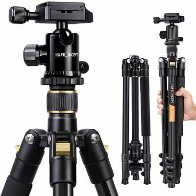 AU82.99 • Buy K&F Concept Professional Tripod Ball Head For Digital Camera Travel DSLR Mount