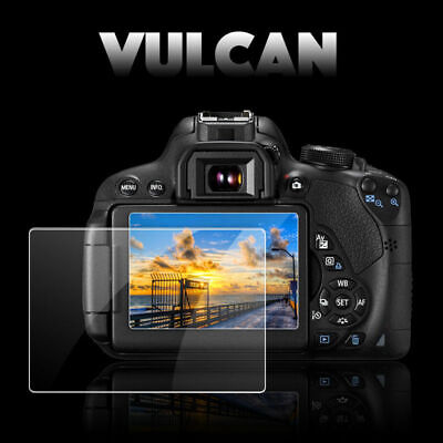 $ CDN12.05 • Buy VULCAN Glass Screen Protector - Sony A6300  LCD Tough Anti Scratch Cover
