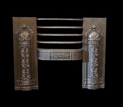 Original Early Victorian  28 1/2   Hob Grate Complete • 575£