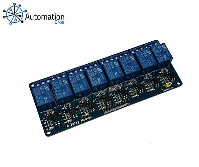 AU22.99 • Buy 5V 8 Channel Relay For Arduino