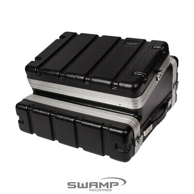 AU209.99 • Buy 2U - 4U ABS DJ Road Case - W/ 6U Top DJ Mixer Space