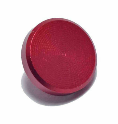 £2.99 • Buy KOOD Quality Flat Shutter Button Soft Release In Red For Fuji Olympus Screw In