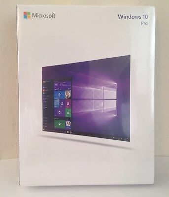 $ CDN253.73 • Buy Microsoft Windows 10 Professional,SKU FQC-08788,Sealed Box,32-bit,64-bit,USB 3