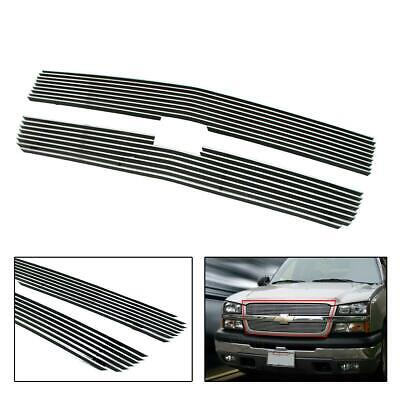 $45.56 • Buy For 2003-2005 Chevy Silverado 1500 2500 Billet Grille Grill C65717A