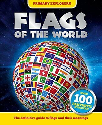 £1.90 • Buy Primary Explorers - Flags Of The World: Over 100 Fantastic Stickers,Igloo Books