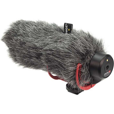 Rode DeadCat GO Furry Wind Shield For The VideoMic GO • 21.99£