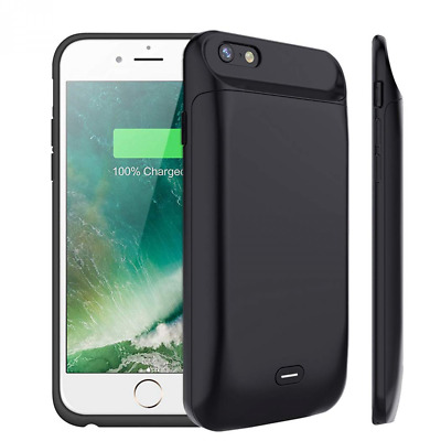 AU50.24 • Buy IPhone 6/6s Battery Case, FNSON 5000mAh Portable Charger Rechargeable Extended P