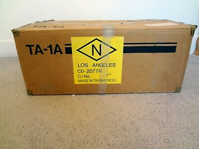 $390 • Buy Nakamichi TA-1A High Definition Tuner Receiver, Near Mint In Original Box