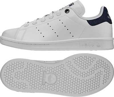 a4be2a8aaaf65 Adidas Scarpe Sneakers Stan Smith J Bambino Bianco EE6173 • 64.95€