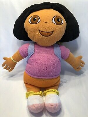 Dora The Explorer Pillow   Compare Prices on dealsan.com Dora Plush Backpack With Map on