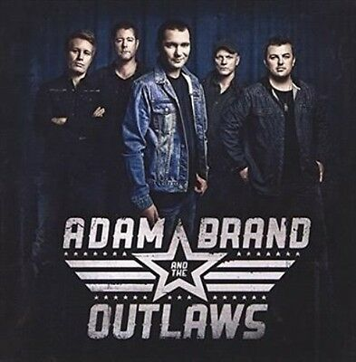 AU19.85 • Buy ADAM BRAND AND THE OUTLAWS Self-Titled CD BRAND NEW S/T