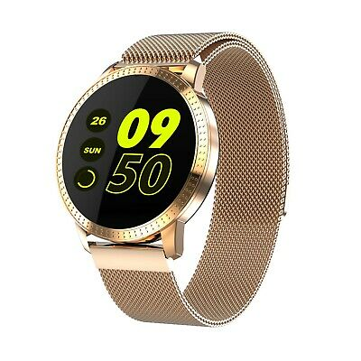 AU45.12 • Buy Smart Watch Heart Rate Blood Pressure Fitness Activity Tracker Calorie Counter