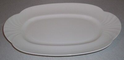 Villeroy & And Boch ARCO WEISS Pickle Dish / Gravy Boat Stand • 32.99£