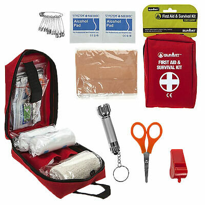 £11.99 • Buy First Aid Kit - Summit Camping And Outdoor Safety Wear / Equipment