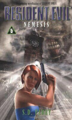 AU12.86 • Buy Nemesis (Resident Evil #5) By Perry, S.D.