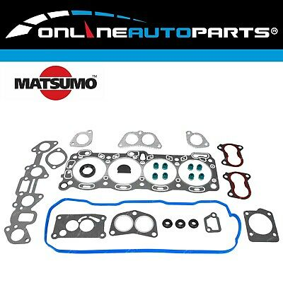 AU69.25 • Buy VRS Cylinder Head Gasket Set / Kit Suits Rodeo TFR17 TFS17 4cyl 2.6L 4ZE1 88~98