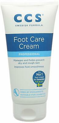 £6.99 • Buy CCS Foot Care Cream, 175 Ml FIRST FREE POST