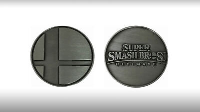 $8.49 • Buy Super Smash Bros. Ultimate - Limited Edition Collectors Coin - No Packaging - VG