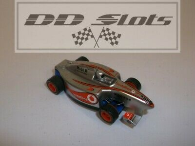 DD Slots Micro Scalextric McLaren Mercedes F1 No.1 - Used - 20967 • 11£