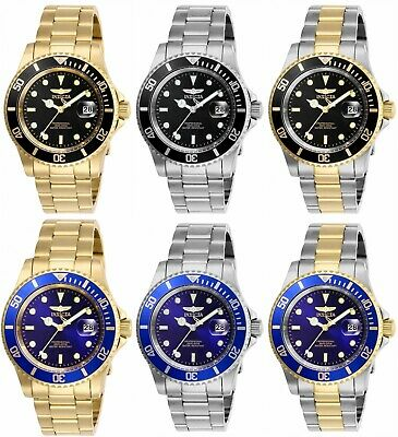 View Details Invicta Men's Pro Diver Stainless Steel 40MM Watch- Choose Color (26970 - 26975) • 49.99$