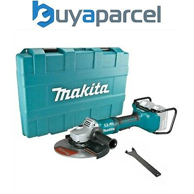 AU408.01 • Buy Makita DGA900Z 18v / 36v Cordless Brushless 230mm 9  Angle Grinder + Case