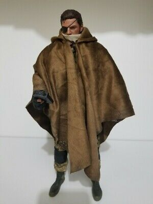 £10.82 • Buy 1:6 Scale Brown Old Effect Cape Cloak Gown Model For 12  Male & Female Body