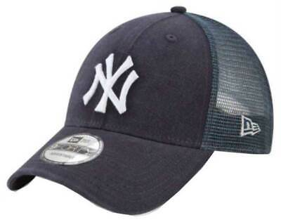 b617b25ef New Era 2019 MLB New York Yankees Baseball Cap Hat Trucker Mesh 940 9Forty  • 24.75