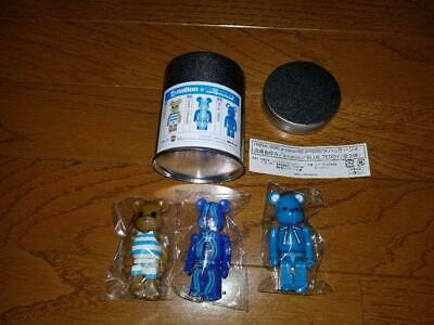 $99.99 • Buy 2003 Rare BE@RBRICK 100% A-nation A Set Lot Of 3 Rare Bearbrick Medicom