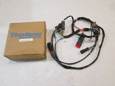 0586028 586028 evinrude johnson 150-175 hp outboard wire harness motor  cable • 275 00$