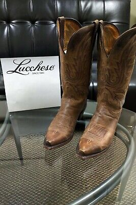 1ff9db21b24 womens lucchese boots 7.5