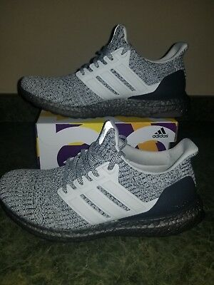 f86bdfdccdb25 Adidas Ultra Boost 4.0 Oreo Cookies And Cream Size 8.5 White Grey Black •  210.00