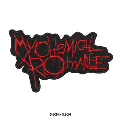 £1.99 • Buy My Chemical Romance Music Band Embroidered Patch Iron On /Sew On Badge