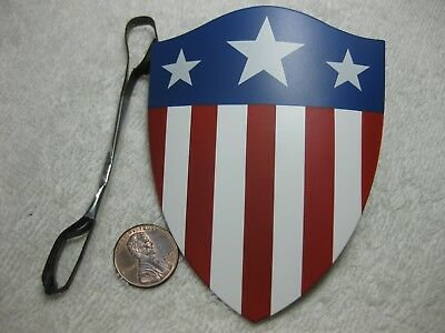 $ CDN50.24 • Buy Captain America Shield  1/6 Scale Star Spangled Man MMS 205 - Hot Toys