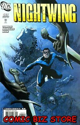 Nightwing #141 (2008) 1st Printing Bagged & Boarded Dc Comics • 2.99£